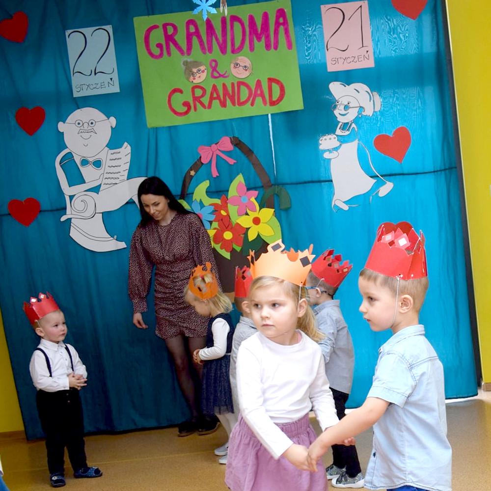 Dzień Babci, Dzień Dziadka i występy wszystkich grup przedszkola!
